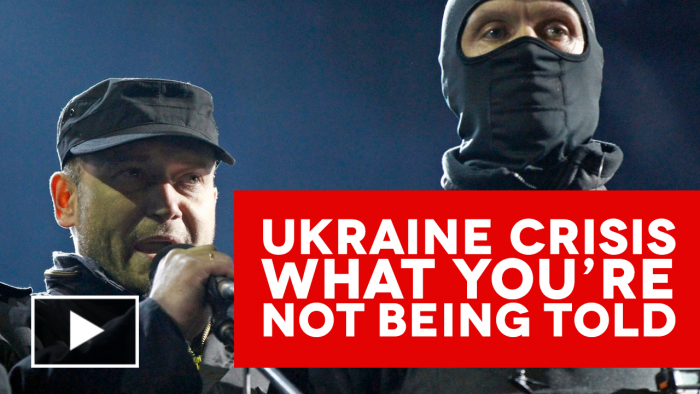 Ukrainian Crisis What You're Not Being Told Play