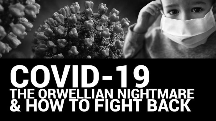 Covid 19 The Orwellian Nightmare